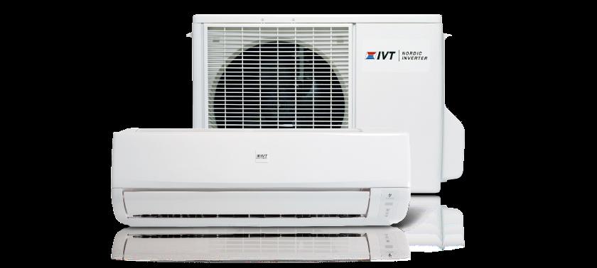 IVT Nordic inverter - tepelné čerpadlo vzduch/vzduch
